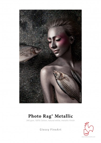 Hahnemühle Photo Rag Metallic 340g/m²