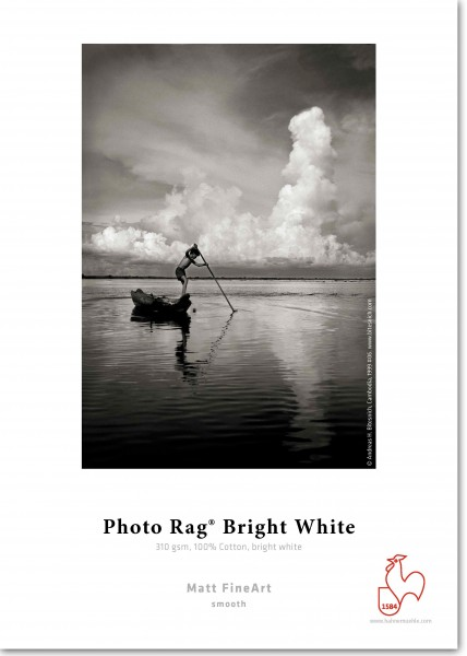 Hahnemühle Photo Rag Bright White 310g/m²
