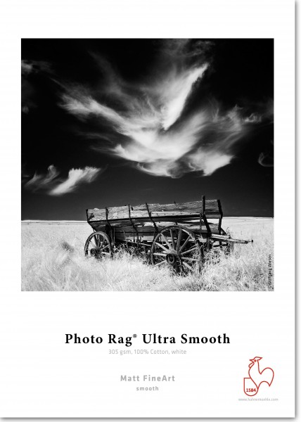 Hahnemühle Photo Rag Ultra Smooth 305g/m²