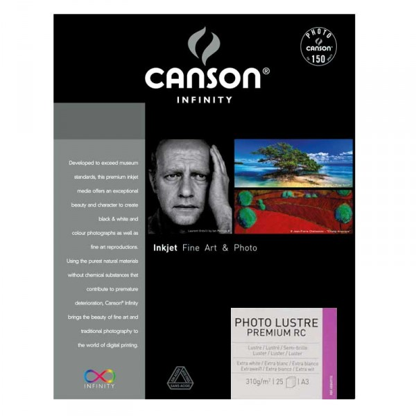 Canson Photo PhotoLustre Premium RC 310g/m²
