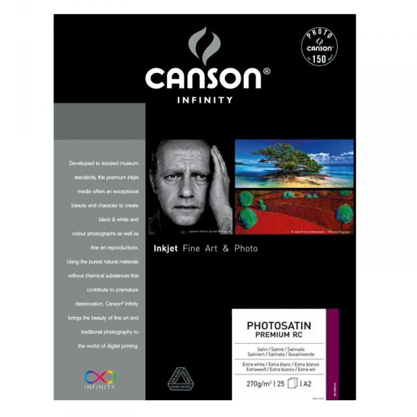 Canson Photo PhotoSatin Premium RC 270g/m²-Copy