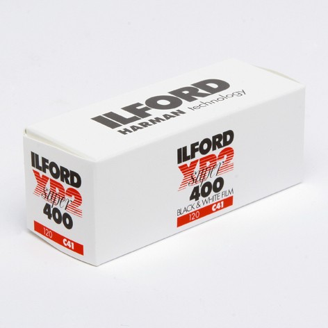 ILFORD XP2 RF