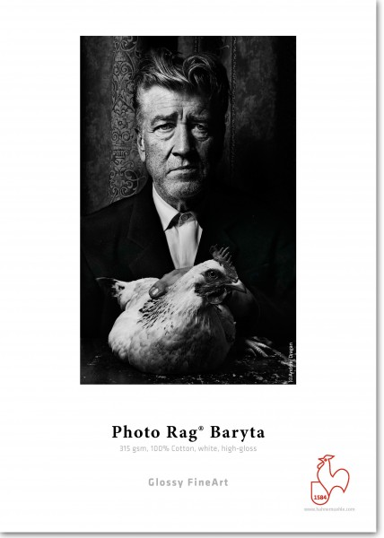 Hahnemühle Photo Rag Baryta 315g/m²