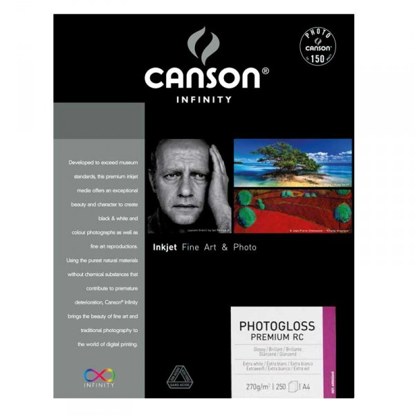 Canson Photo PhotoGloss Premium RC 270g/m²